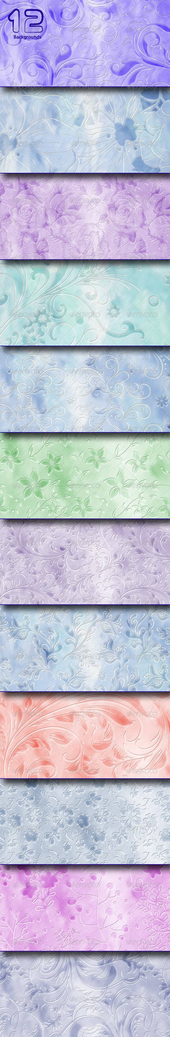 Flowers Basket Backgrounds - Backgrounds Graphics