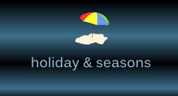 Holiday & Seasons