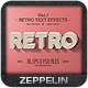 Vintage Text Effects Vol.1 - GraphicRiver Item for Sale