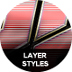 Dynamic Layer Styles V1 - GraphicRiver Item for Sale