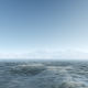 Blue Sky Ocean And Mountains - VideoHive Item for Sale
