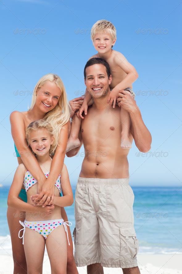 семейный нудизм подборки