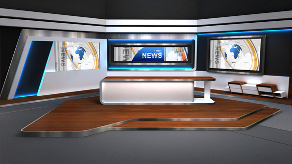 TV Studio Background Video Effects Stock Videos From VideoHive