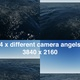 Ocean Background Angels - VideoHive Item for Sale