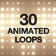Flashing Lights Vj Loops Pack - VideoHive Item for Sale