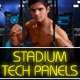 Stadium Tech Panels - VideoHive Item for Sale