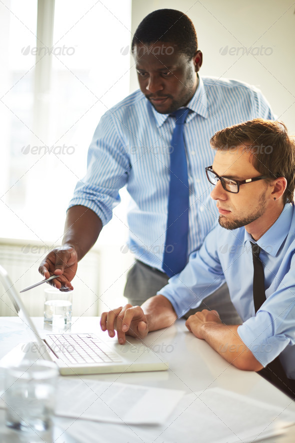 Technology in business - Stock Photo - Images