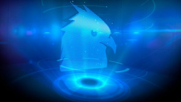 Logo Opener Holographic