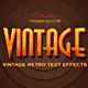 Vintage/Retro Text Col 7 - GraphicRiver Item for Sale