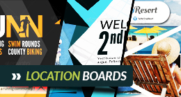 Location Boards