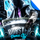 Dub Step Dance Off Flyer Template