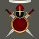 Armor Knight Set - GraphicRiver Item for Sale