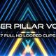 Laser Pillar Vol. 2 VJ Loop - VideoHive Item for Sale