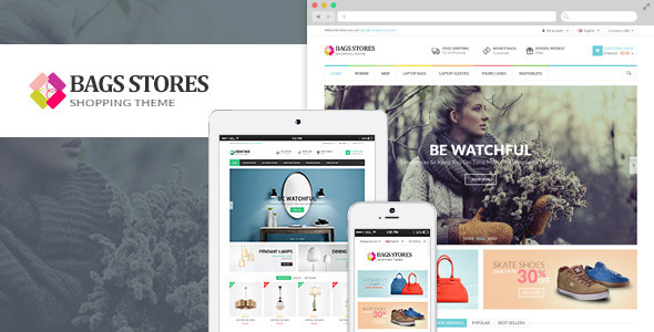 BagsStore – Multiple Opencart Themes