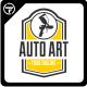 Auto Art Logo Templates - GraphicRiver Item for Sale