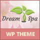 Dream Spa, Wellness WordPress