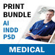 Medical Print Bundle - GraphicRiver Item for Sale