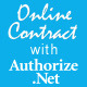 WP Online Contract Authorize.net Payments - CodeCanyon Item for Sale