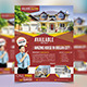 Real Estate Flyer Vol 02 - GraphicRiver Item for Sale