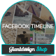 Fb Photography Timeline Vol 2 - GraphicRiver Item for Sale