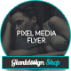 Pixel Media - Photography Flyer - GraphicRiver Item for Sale