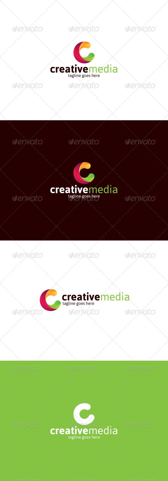 Creative media logo letter c by shaoleen graphicriver creative media logo letter c letters logo templates spiritdancerdesigns Gallery