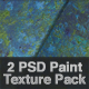 Paint Texture Dabbed Green Pack 02 - GraphicRiver Item for Sale