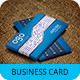 Electro Business Card Template SN-5 - GraphicRiver Item for Sale