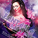 Fantasia Party Night Flyer - GraphicRiver Item for Sale