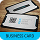 Personal Business Card Template SN-36 - GraphicRiver Item for Sale
