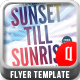 Sunset Till Sunrise - GraphicRiver Item for Sale