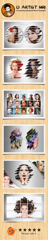 Standard Photo Template - Photo Templates Graphics