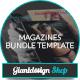 Fashion Magz Bundle - Indesign Magazine