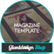 Fashion Magz Vol2 - Multipurpose  Magazines Template - GraphicRiver Item for Sale