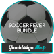 Soccer Fever - Bundle Vol 1 - GraphicRiver Item for Sale