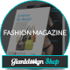 Fashion Magz - Multipurpose  Magazines Template - GraphicRiver Item for Sale