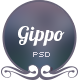 Gippo - Ladies Special Portfolio Template PSD Nulled