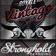 Download Vintage Royale Lion Crest Event Flyer Template from GraphicRiver