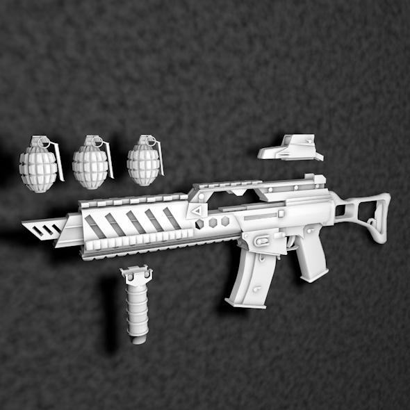 g36c - 3DOcean Item for Sale