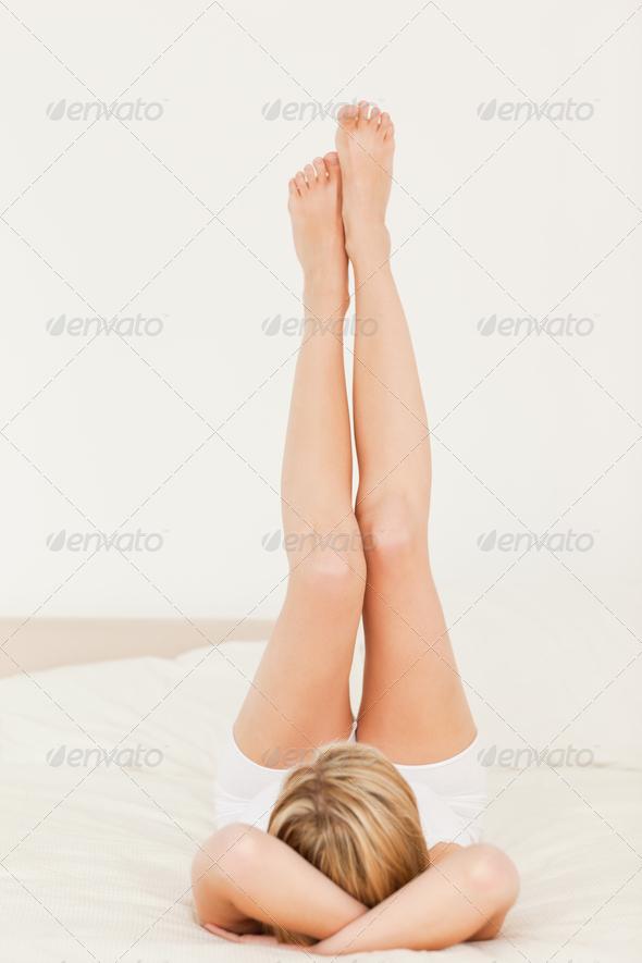 мама задрала ноги фото