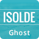 Isolde - Simple, Beautiful, Responsive Ghost Theme - ThemeForest Item for Sale