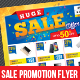 Sales Promotion Flyer Template - GraphicRiver Item for Sale