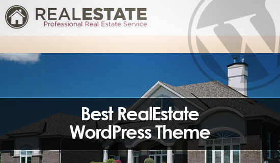 WordPress Real Estate Agent Themes