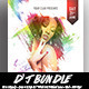 Dj Flyer Bundle - GraphicRiver Item for Sale