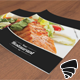 Clean Elegant Restaurant Menu 12 - GraphicRiver Item for Sale