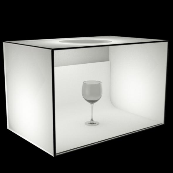 Vray LightBox with Render Settings Preset - 3DOcean Item for Sale