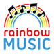 Rainbow Music Logo - GraphicRiver Item for Sale