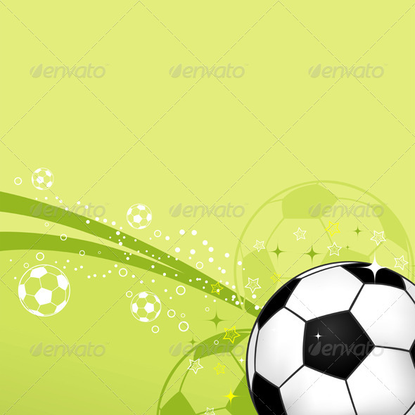 Soccer Ball - Sports/Activity Conceptual