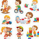Cheerful Children's Pack