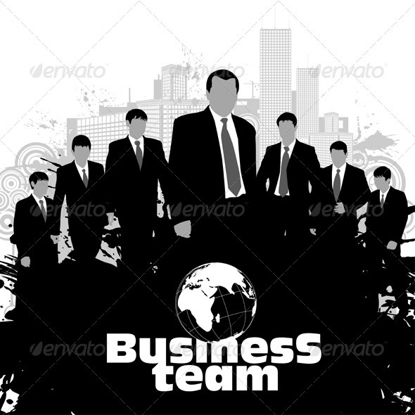 Business Silhouettes - Concepts Business